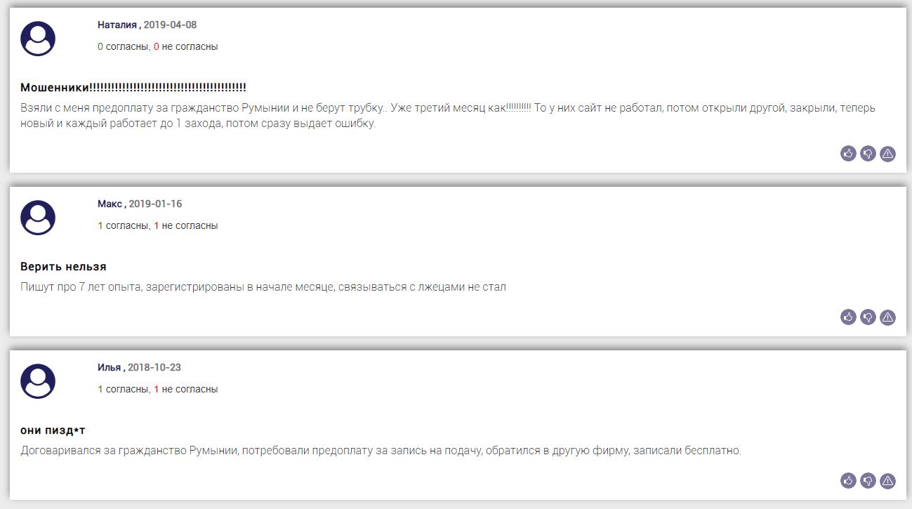 отзывы Euroved.ru на bizlst.com